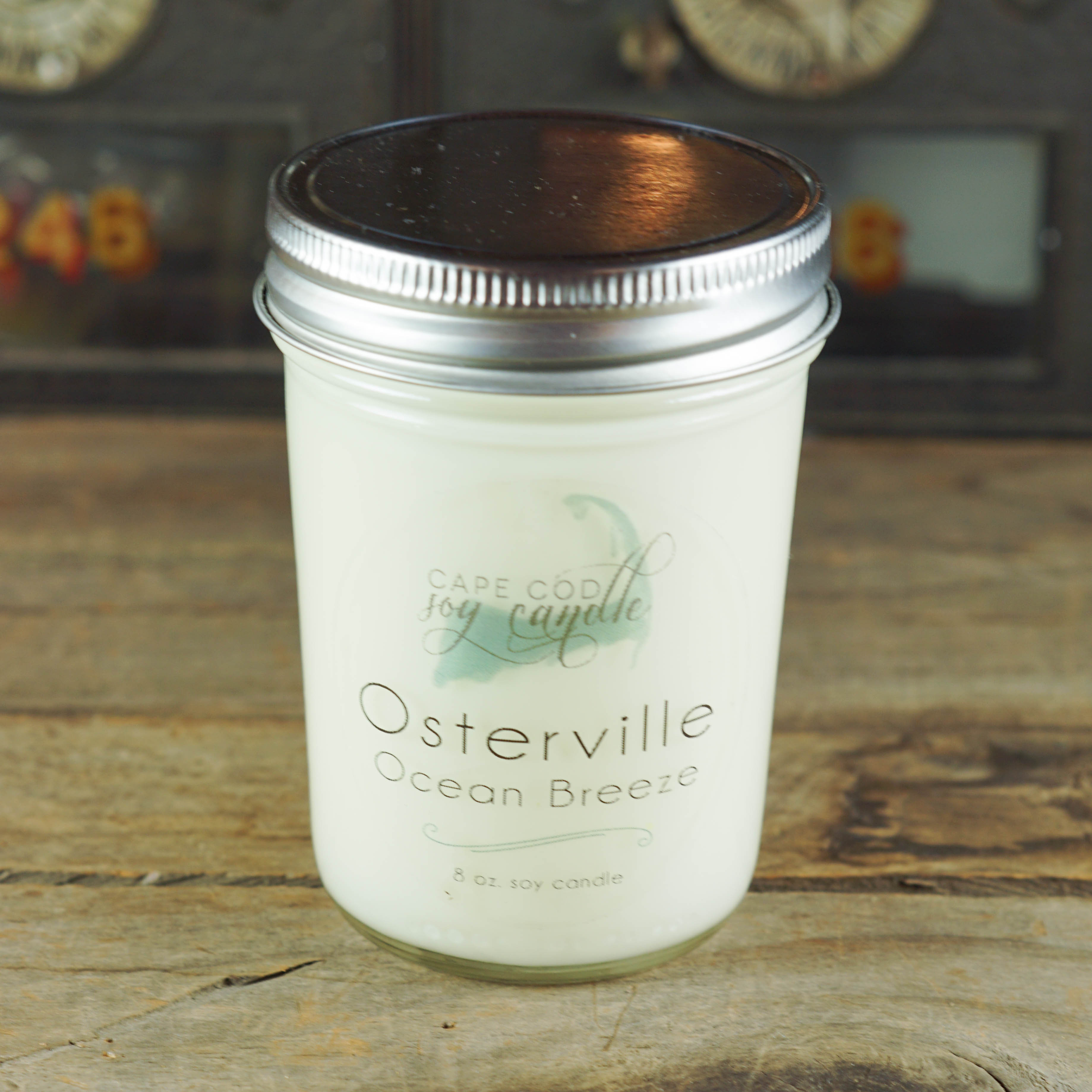 Cape Cod Soy Candle